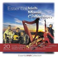 ESSENTIAL IRISH MUSIC COLLECTION - VARIOUS IRISH ARTISTS (CD)...