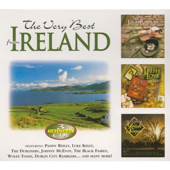 THE VERY BEST FROM IRELAND - VARIOUS ARTISTS (CD)