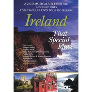 IRELAND THAT SPECIAL PLACE - VARIOUS ARTISTS (CD & DVD)...