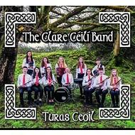 THE CLARE CÉILÍ BAND - TURAS CEOIL (CD)...