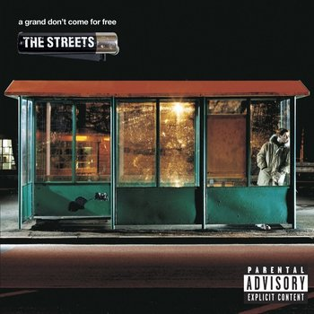 THE STREETS - A GRAND DON'T COME FOR FREE (CD)