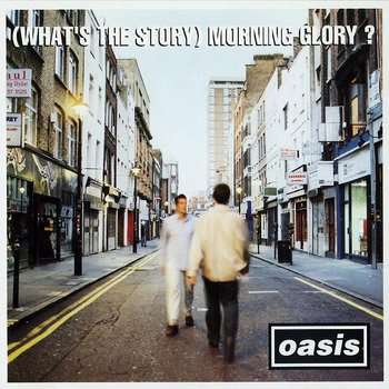 OASIS - WHAT'S THE STORY MORNING GLORY ? (CD)