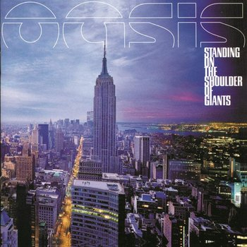 OASIS - STANDING ON THE SHOULDERS OF GIANTS (CD)