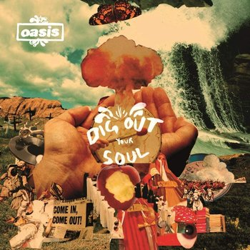 OASIS - DIG OUT YOUR SOUL (CD)