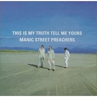 MANIC STREET PREACHERS - THIS IS MY TRUTH TELL ME YOURS (CD).