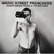 MANIC STREET PREACHERS - POSTCARDS FROM A YOUNG MAN (CD).