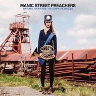 MANIC STREET PREACHERS - NATIONAL TREASURES: THE COMPLETE SINGLES (CD).