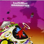 KANYE WEST - GRADUATION (CD).
