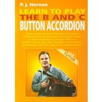 PJ HERNON - LEARN TO PLAY THE B & C BUTTON ACCORDION (DVD)...