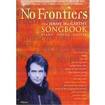JIMMY MCCARTHY - NO FRONTIERS (BOOK)...