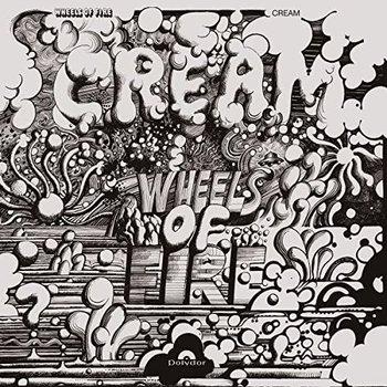 CREAM - WHEELS OF FIRE (Vinyl LP)