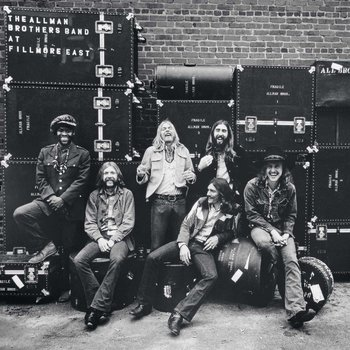THE ALLMAN BROTHERS - AT FILLOMORE EAST (Vinyl LP)