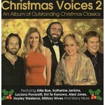 CHRISTMAS VOICES 2 - VARIOUS ARTISTS (CD)...
