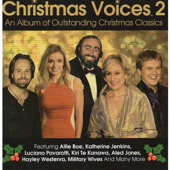 CHRISTMAS VOICES 2 - VARIOUS ARTISTS (CD)