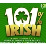 101% IRISH - VARIOUS ARTISTS (CD)...