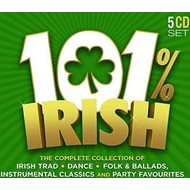 101% IRISH - VARIOUS ARTISTS (CD)...