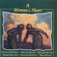 A WOMAN'S HEART - VARIOUS ARTISTS (Vinyl LP).
