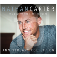 NATHAN CARTER - ANNIVERSARY COLLECTION (CD).