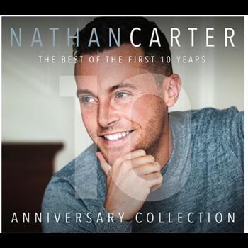 NATHAN CARTER - ANNIVERSARY COLLECTION (CD)