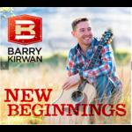 BARRY KIRWAN - NEW BEGINNINGS (CD)