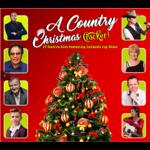 A COUNTRY CHRISTMAS CRACKER - 17 FESTIVE HITS  (CD)
