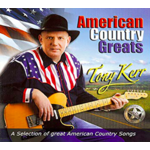 TONY KERR - AMERICAN COUNTRY GREATS (CD)