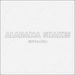 ALABAMA SHAKES - BOYS & GIRLS (CD).