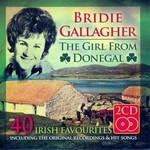 BRIDIE GALLAGHER - THE GIRL FROM DONEGAL 40 IRISH FAVOURITES (CD)...
