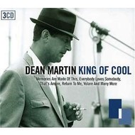 DEAN MARTIN - KING OF COOL (CD)...