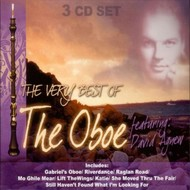 DAVID AGNEW - THE VERY BEST OF THE OBOE (CD)...