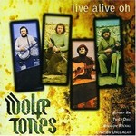 THE WOLFE TONES - LIVE ALIVE OH (CD)...