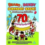 BEANO & DANDY 70TH ANNIVERSARY BIRTHDAY BASH DVD (DVD)...
