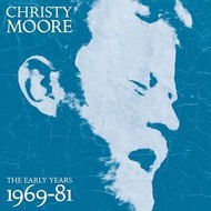 CHRISTY MOORE - THE EARLY YEARS 1969-81 (Vinyl LP).