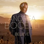 ANDREA BOCELLI - BELIEVE (CD).