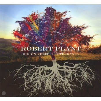 ROBERT PLANT - DIGGING DEEP: SUBTERRANEA (CD)