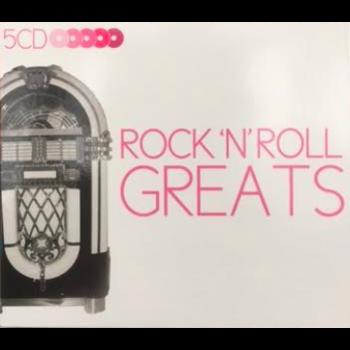 ROCK 'N' ROLL GREATS - 5CD BOX SET
