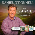 DANIEL O'DONNELL - THE ULTIMATE INSPIRATIONAL COLLECTION 2CDs & 1DVD
