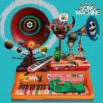 GORILLAZ - SONG MACHINE SEASON 1: STRANGE TIMEZ (Vinyl LP).