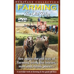 FARMING THE OLD WAY (DVD).