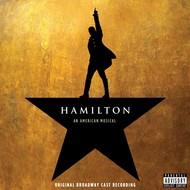 HAMILTON - ORIGINAL CAST RECORDING (CD).