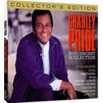 CHARLEY PRIDE - THE CONCERT COLLECTION (CD)...