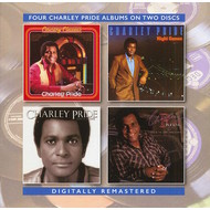CHARLEY PRIDE - COUNTRY CLASSICS / NIGHT GAMES / POWER OF LOVE / BACK TO THE COUNTRY (CD)...