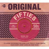 ORIGINAL FIFTIES - VARIOUS ARTISTS (CD)...