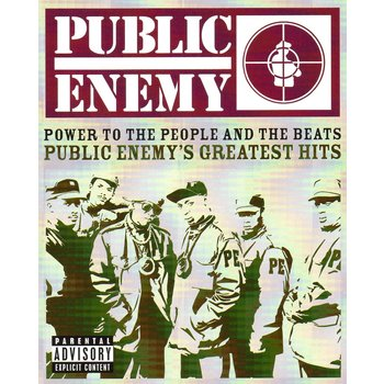 PUBLIC ENEMY - POWER TO THE PEOPLE AND THE BEATS: THE GREATEST HITS (CD)
