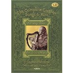CAITRIONA ROWSOME - THE COMPLETE CAROLAN SONG & AIRS ARRANGED FOR THE IRISH HARP (BOOK WITH 4 CDs)