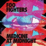 FOO FIGHTERS - MEDICINE AT MIDNIGHT (CD).