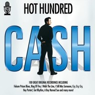 JOHNNY CASH - HOT HUNDRED (CD)...