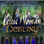 CELTIC WOMAN - DESTINY COMBO (CD & DVD)