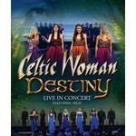 CELTIC WOMAN - DESTINY LIVE IN CONCERT (DVD).. )