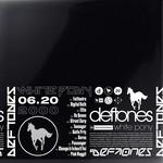 DEFTONES - WHITE PONY 20TH ANNIVERSARY DELUXE EDITION (Vinyl LP).